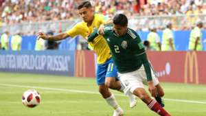 Coutinho I Brasil México I 02 07 18 I Copa do Mundo