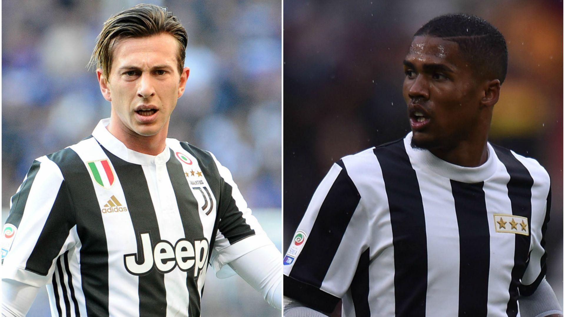 Juventus-Genoa, le ultime da Torino: Douglas Costa dal primo minuto