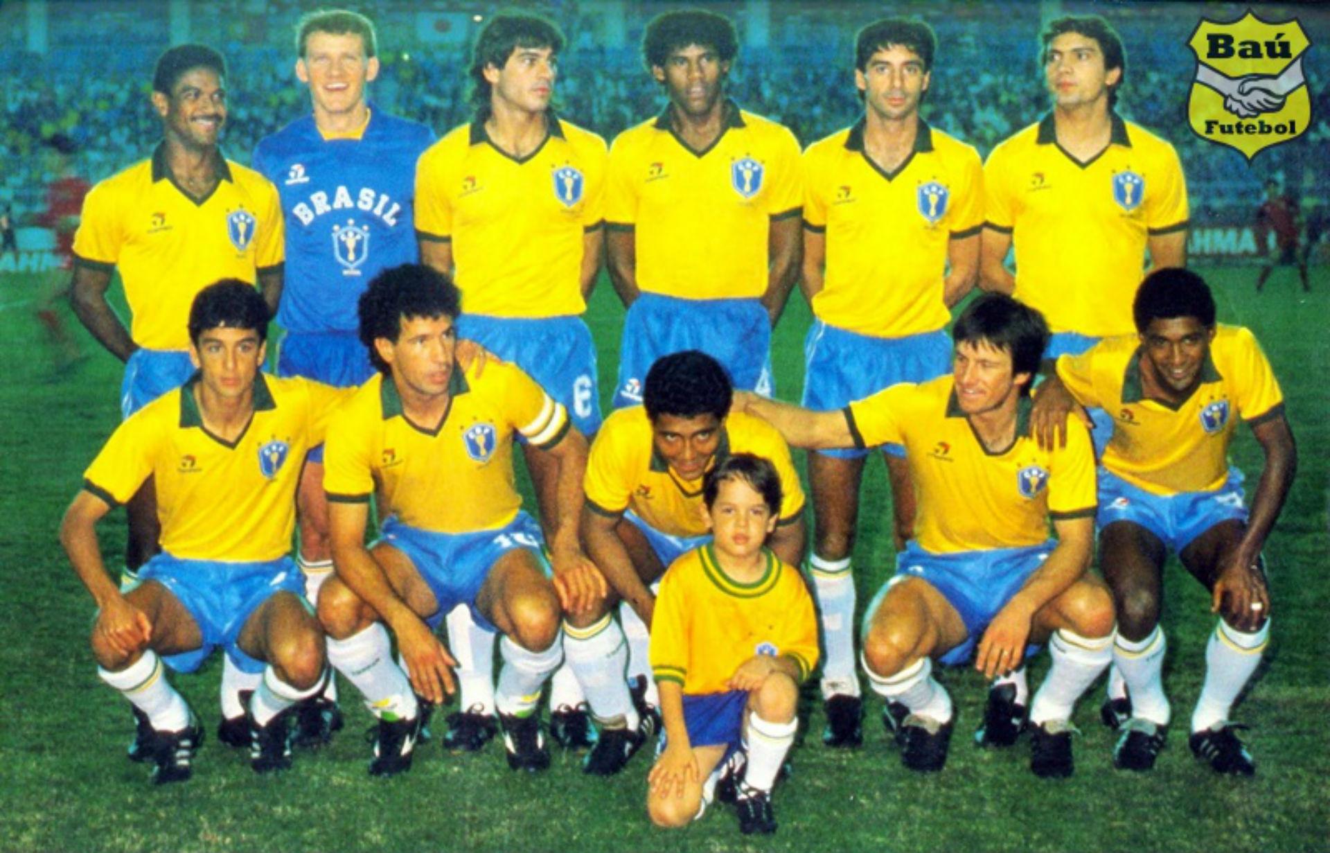 Brasil x Japão 1989