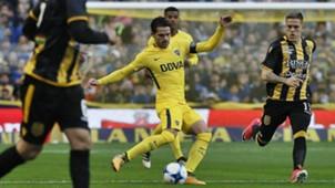 Fernando Gago Boca Juniors Olimpo Superliga 27082017