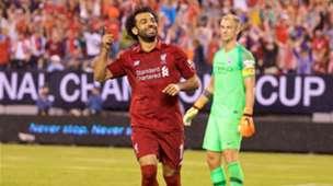 250718 Mohamed Salah Liverpool Manchester City