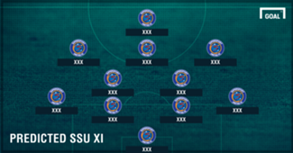 SuperSport XI