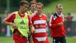Valerien Ismael Miroslav Klose Bayern Munchen 2007