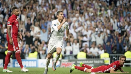Histórico! De novo! Cristiano Ronaldo faz o seu gol 100 na Champions League   b8b303e7c9cac