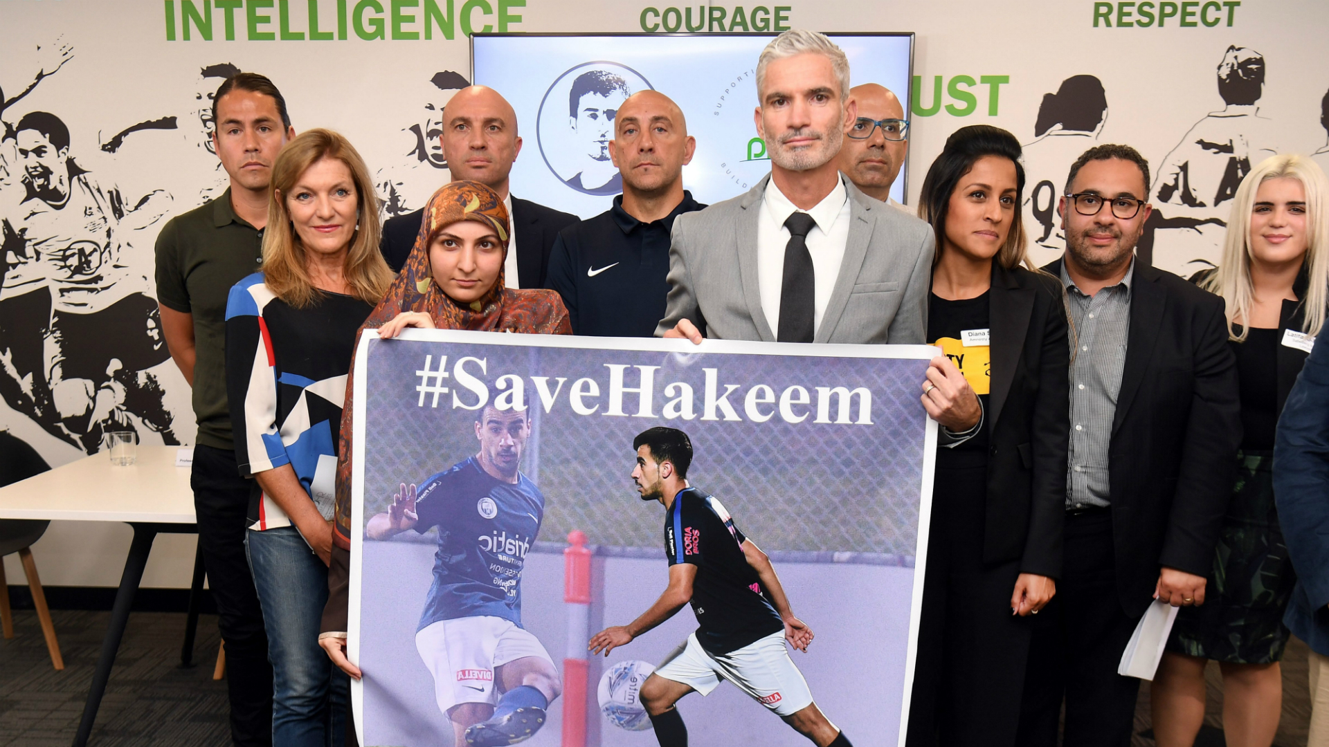 """Hakeem Al Araibi: Al-Araibis Schicksal Bewegt Die Fußball-Welt: """"Bitte Helft"""