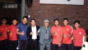 Pertemuan Timnas Indonesia U-16 & Malaysia U-16