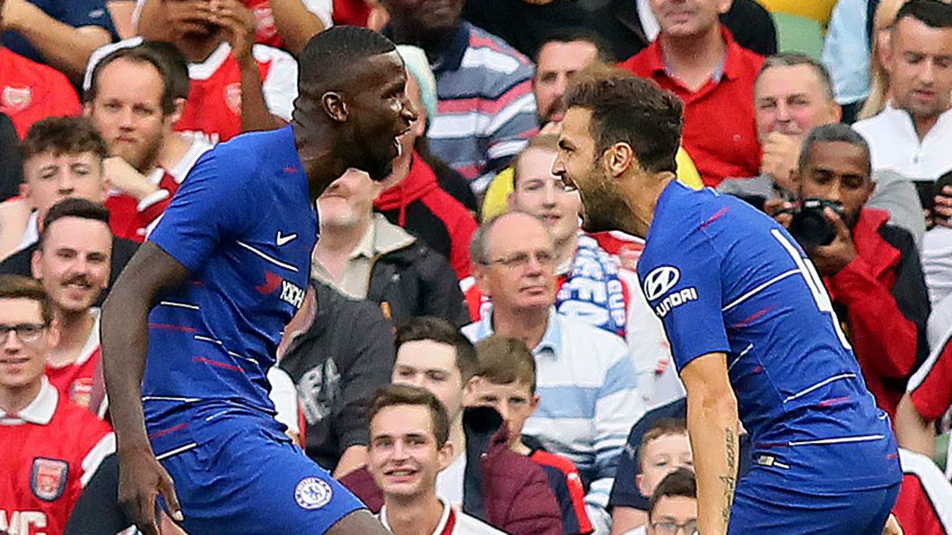 Arsenal vs. Chelsea - Football Match Report