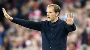 Thomas Tuchel PSG Liverpool Champions League 2018