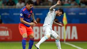 Argentina Colombia Copa América 2019 James Rodríguez Lionel Messi