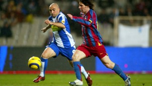 Lionel Messi Espanyol Barcelona 16102018