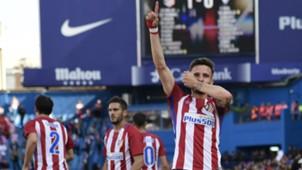 Saul Niguez Atletico Madrid Eibar La Liga