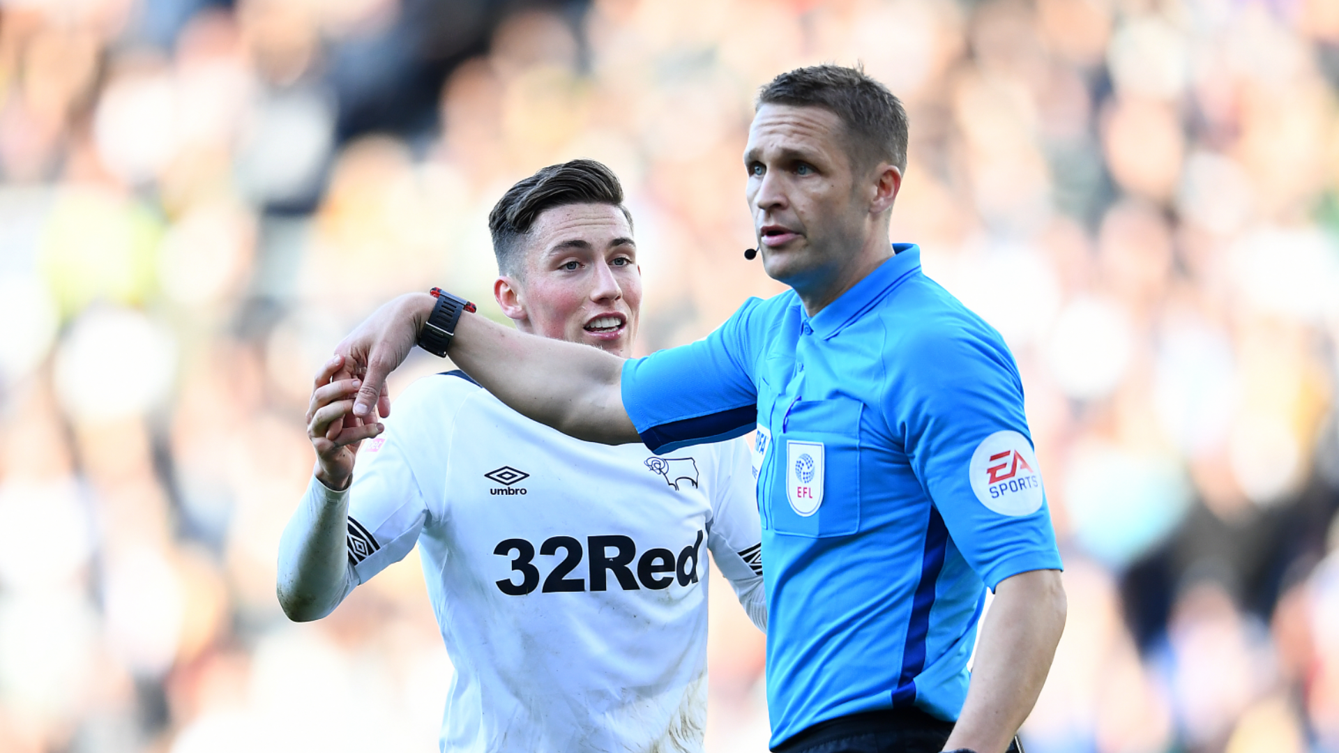 Harry Wilson Derby 2019