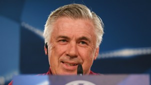 Carlo Ancelotti Bayern Munich press conference