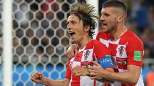 croatia nigeria - luka modric ante rebic - world cup -16062018