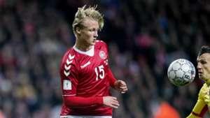 Kasper Dolberg Denmark World Cup 2018