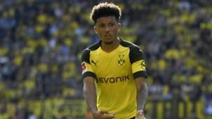 Jadon Sancho BVB 2018