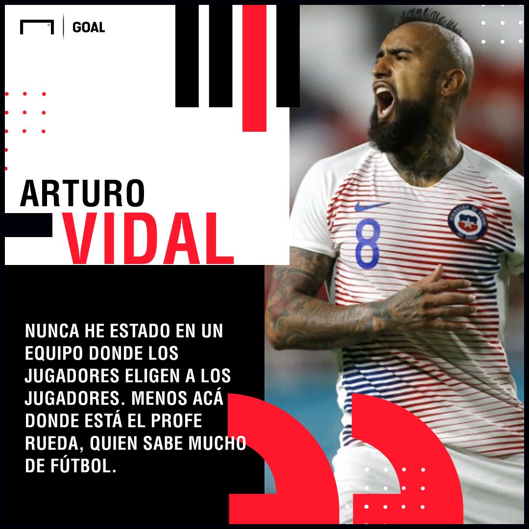 Arturo Vidal PS
