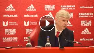 Video Arsene Wenger