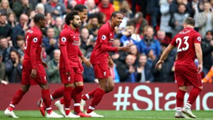 FC Liverpool Southampton Premier League 220918