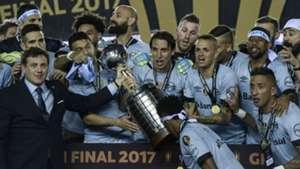 Gremio campeao Copa Libertadores 29112017
