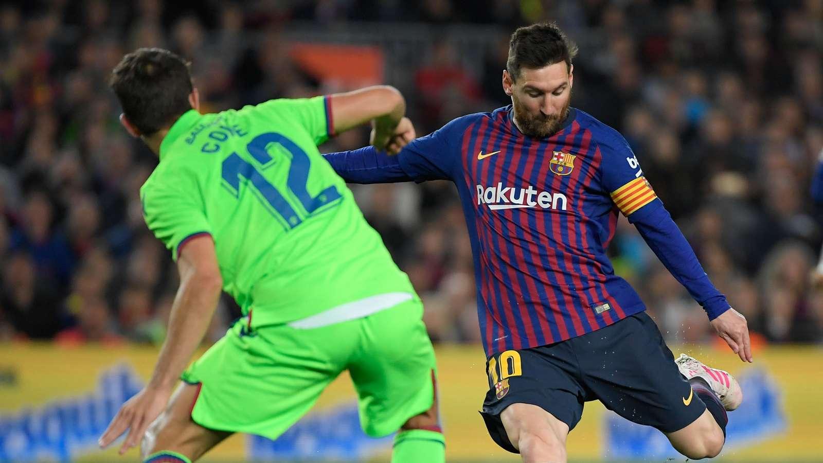 Barcelone - Levante (1-0), Messi offre une nouvelle Liga au Barça