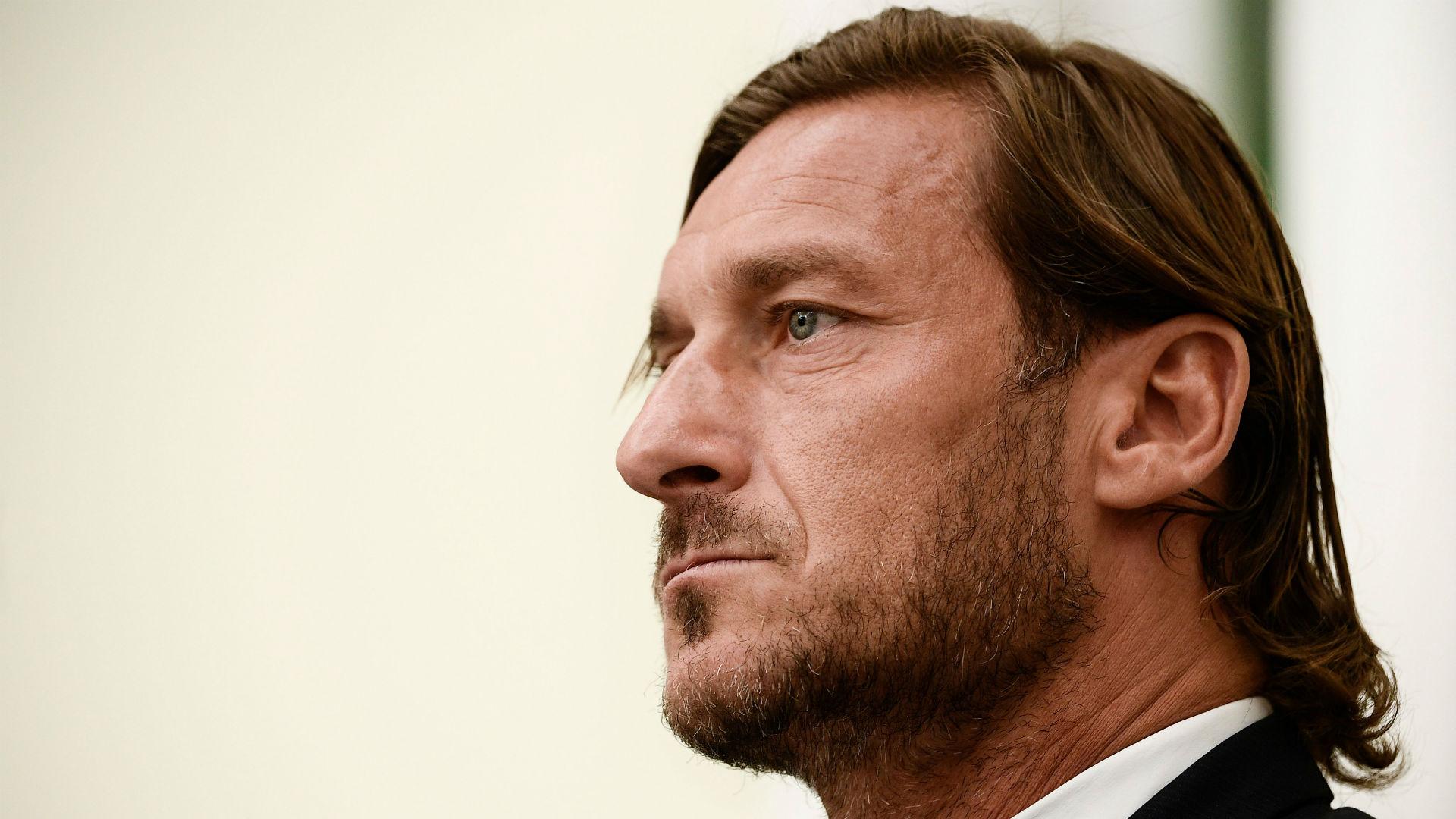 Francesco Totti press conference 1762019