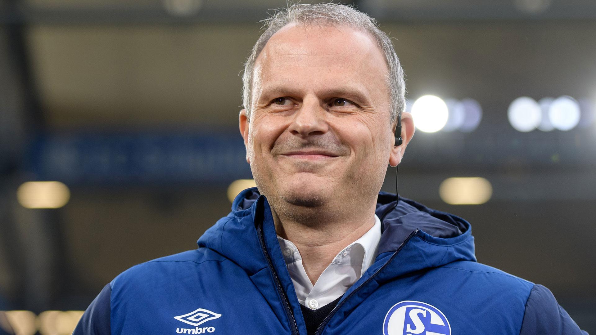 Schalke 04 Jochen Schneider
