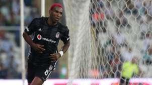 Ryan Babel goal celebration Besiktas  Bursaspor 09022018