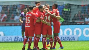 Toluca vs Veracruz Liga MX Clausura 2018