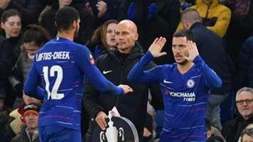 Ruben Loftus-Cheek Eden Hazard Chelsea 2018-19