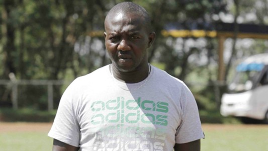 Kakamega Homeboyz coach Mike Mururi.