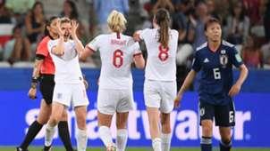 England Japan Women's World Cup