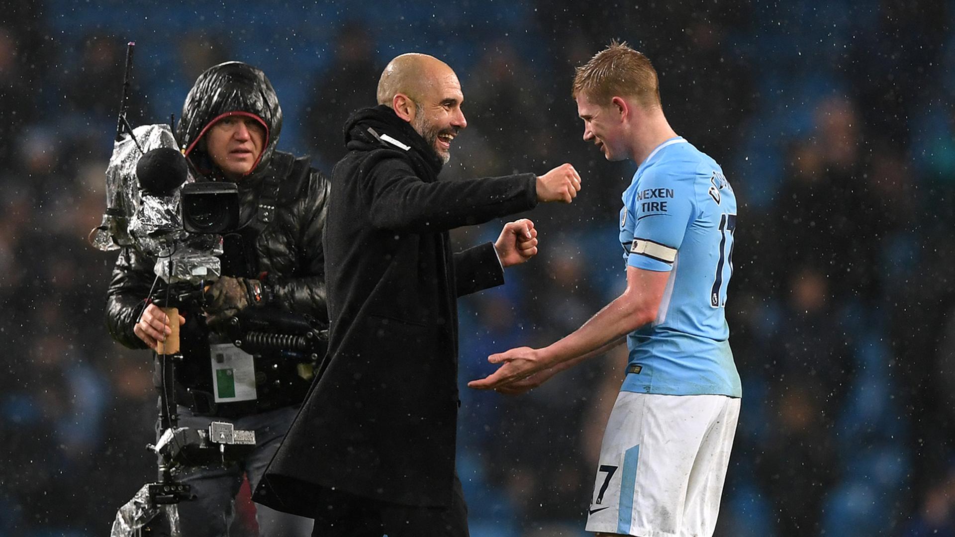 Manchester City Kevin De Bruyne Je Deviens De Plus En Plus Fort