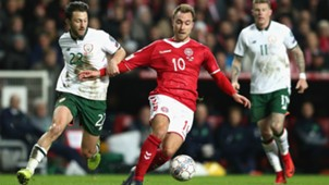 HARRY ARTER IRELAND CHRISTIAN ERIKSEN DENMARK 11112017