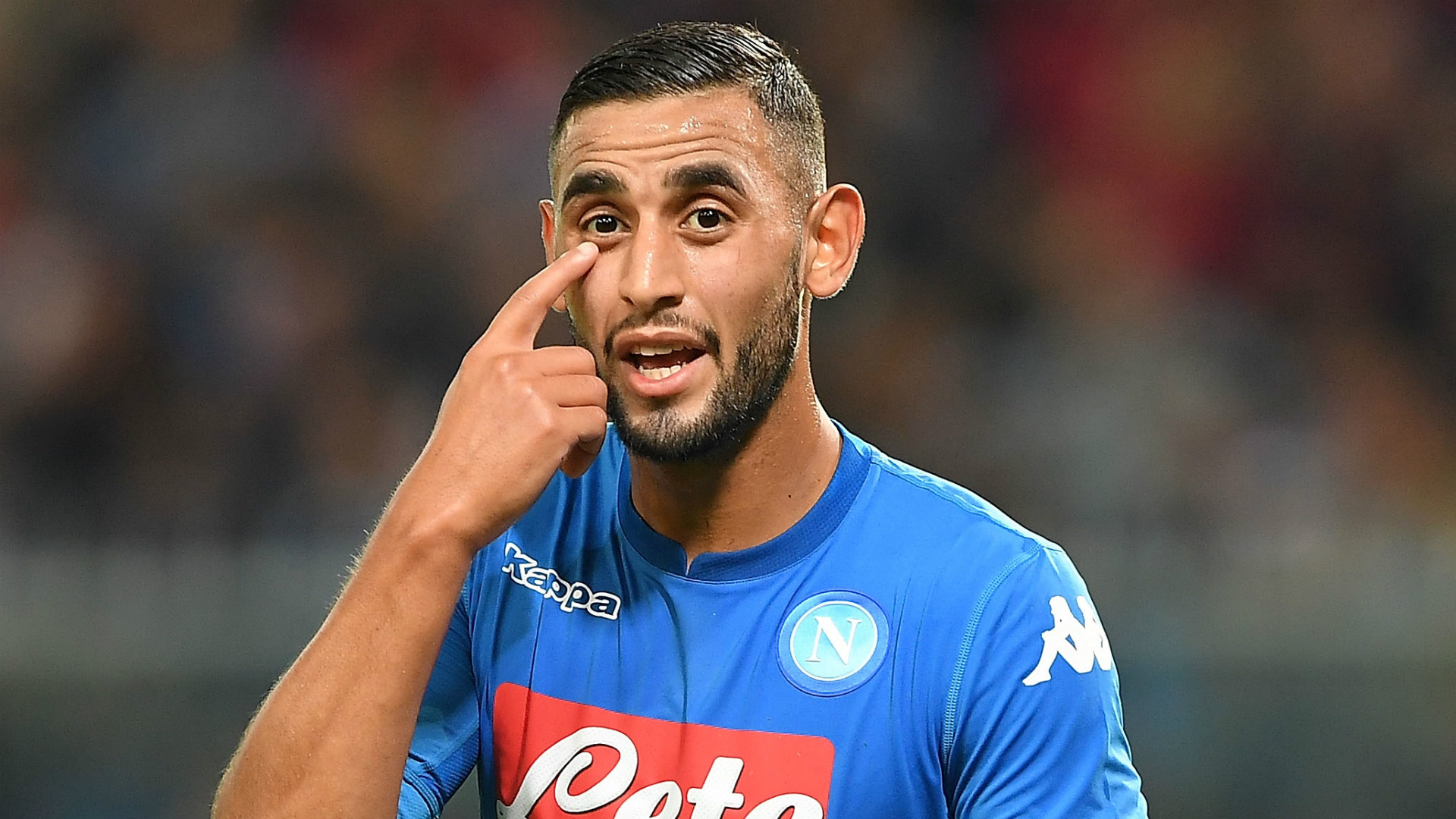 Image result for faouzi ghoulam
