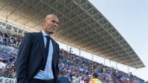 Zinedine Zidane Real Madrid Getafe