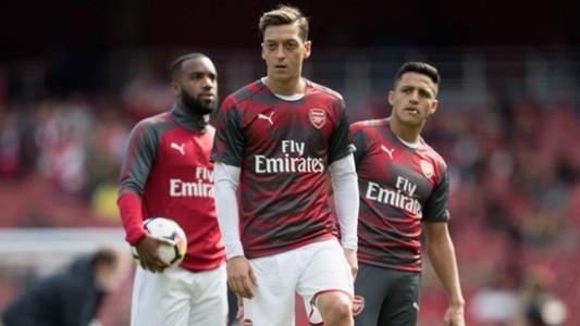 Mesut Özil Arsenal 09092017