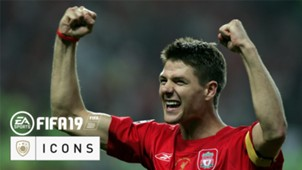FIFA 19 Icons Steven Gerrard