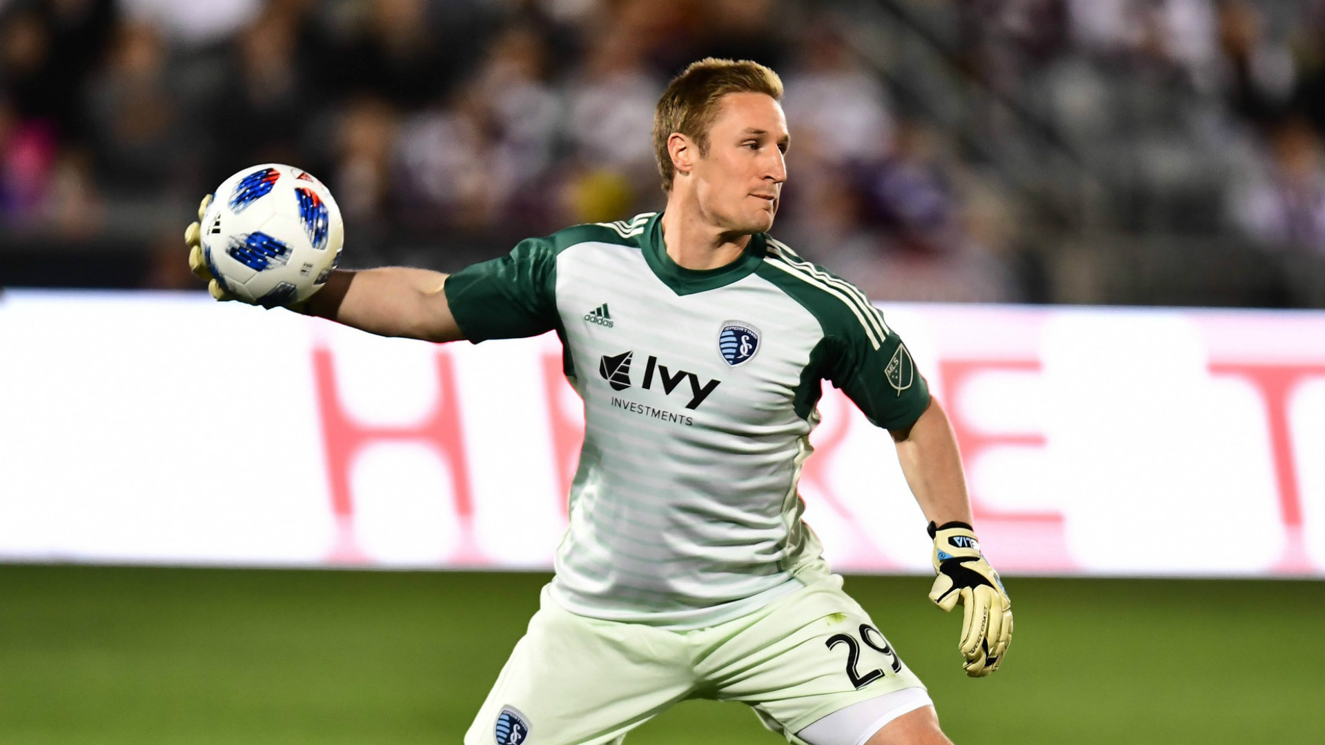 Tim Melia MLS SPorting Kansas City 03242018
