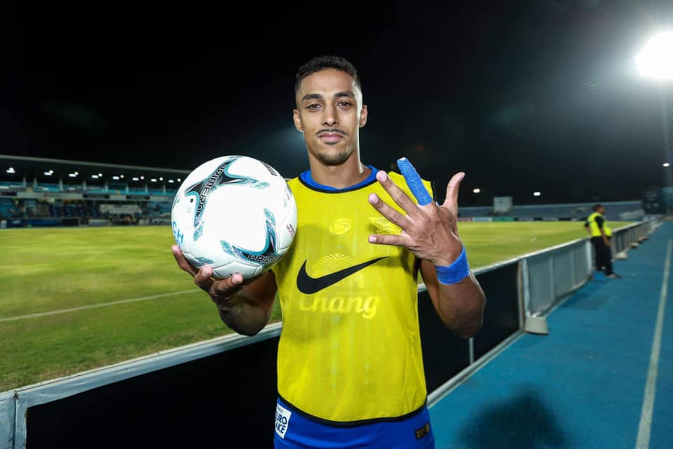 Toyota Thai League Player of the Week 8 : ลูเคียน อัลเมด้า