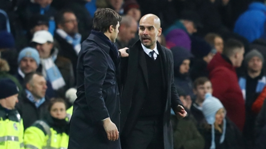 Pochettino 'doesn't believe' my Tottenham praise, says Guardiola