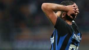 Antonio Candreva Inter Fiorentina Serie A