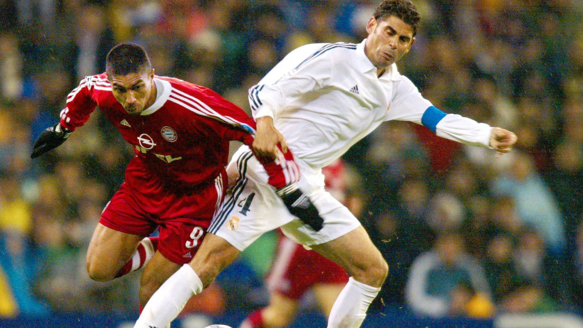 Fernando Hierro Real Madrid 2002