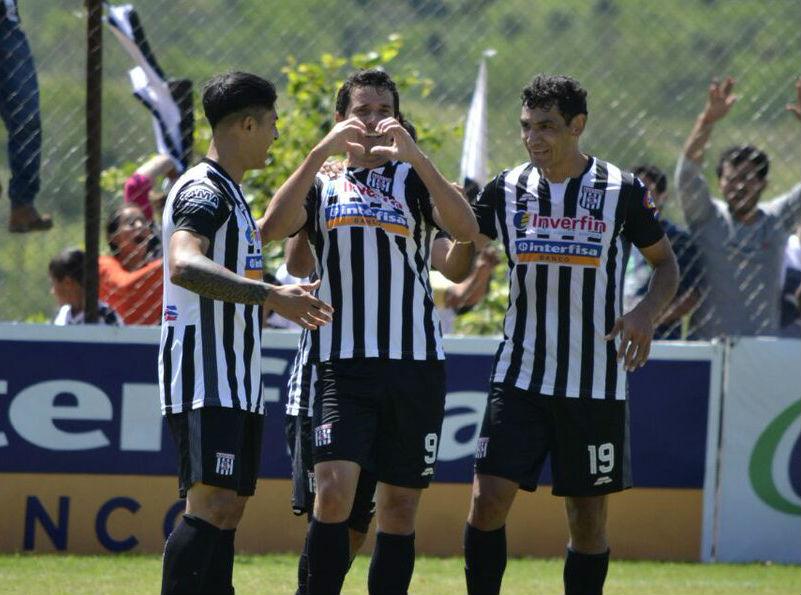 Santaní y el 3 de Febrero son equipos de Primera