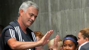 Jose Mourinho Man Utd ICC