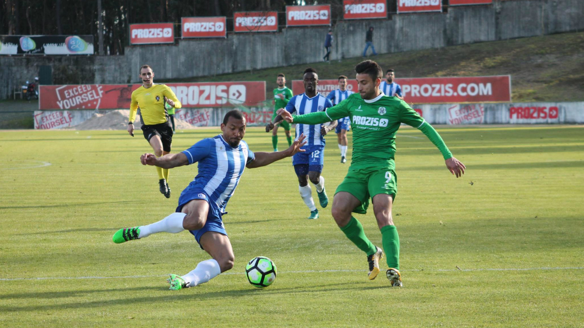 Vilaverdense, Vizela, Campeonato de Portugal