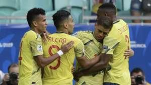 Colombia Gol a Paraguay Copa América 2019