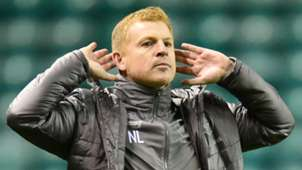Neil Lennon Celtic 2018-19