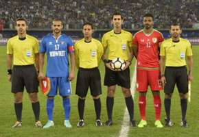 Referee Saoud Al-Athbah (Qatar)