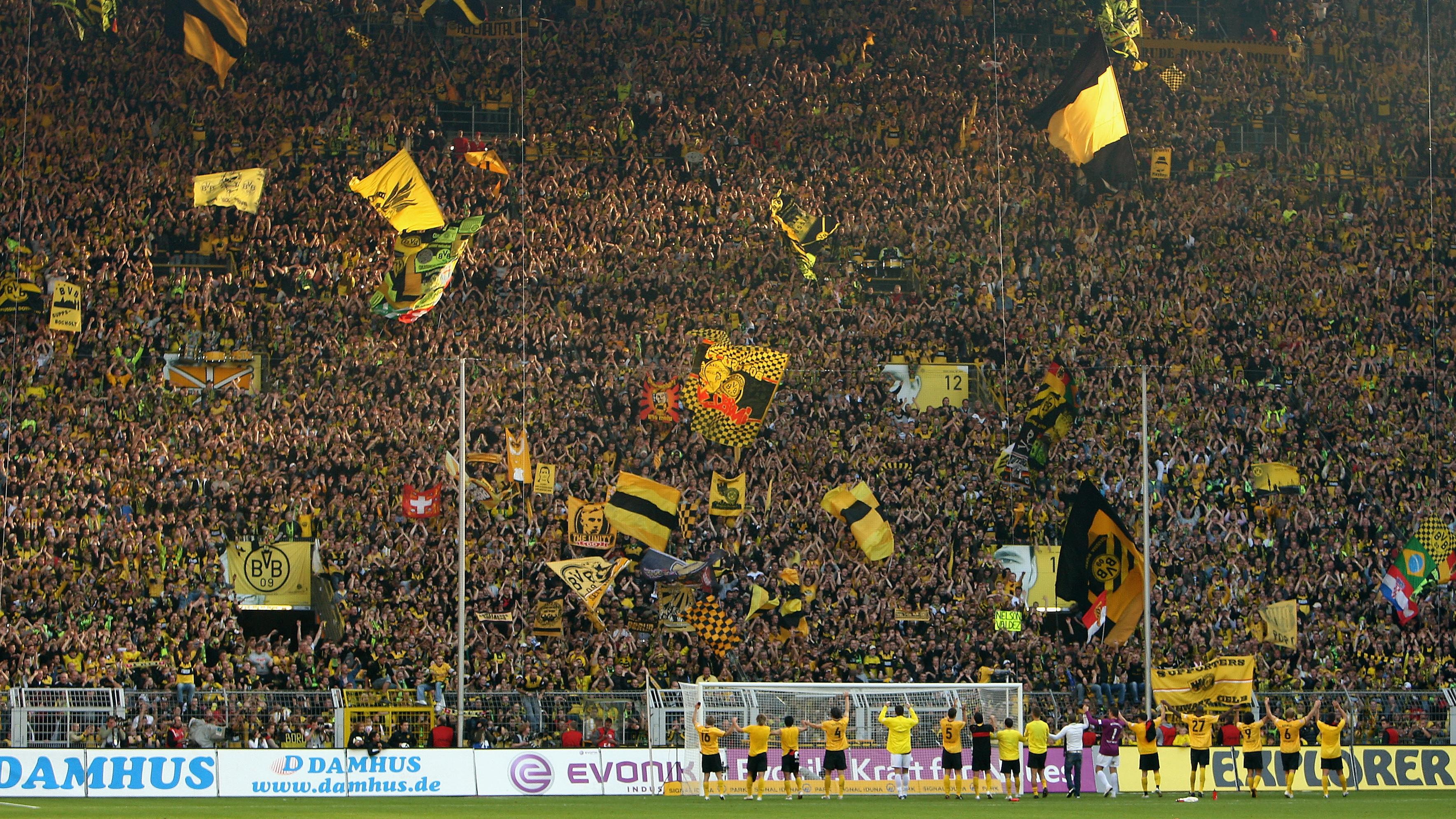 Signal Iduna Park Borussia Dortmund